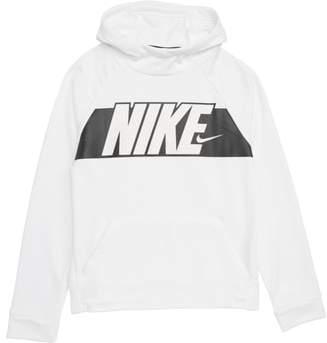 Nike Dry Logo Hoodie