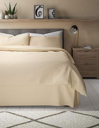 Marks and Spencer Pure Egyptian Cotton 400 Thread Count Valance