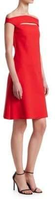 Chiara Boni Palomina Off-The-Shoulder Dress