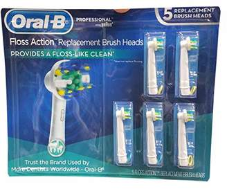 Oral-B Oral B Floss Action Replacement Brush Heads