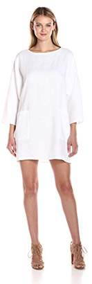 Mara Hoffman Women's Tunic Pocket Dress