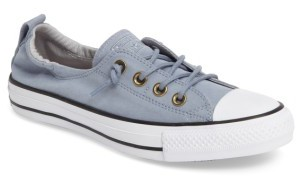 Women's Converse Chuck Taylor All Star Shoreline Peached Twill Sneaker $54.95 thestylecure.com