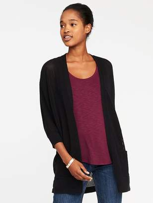 Open-Stitch Cocoon Cardi for Women $36.99 thestylecure.com