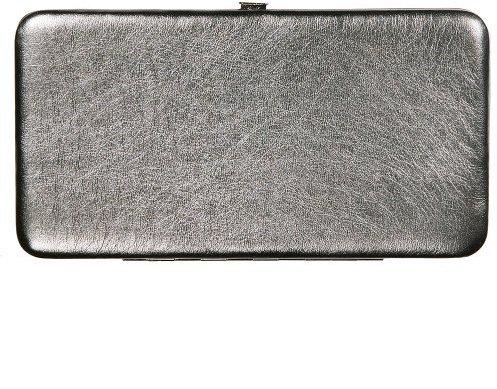 Xhilaration® Hinge Clutch - Gun Metal Gray