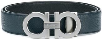 Salvatore Ferragamo double Gancio buckle belt