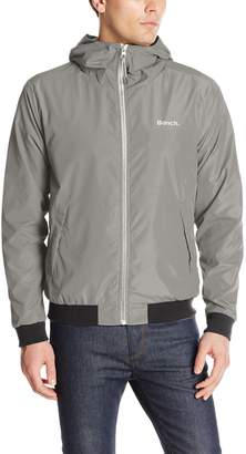 Bench Men's Pastance- Zip Front Hooded Jacket