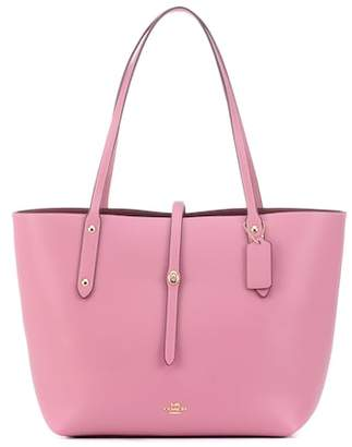 Coach Leather shopper