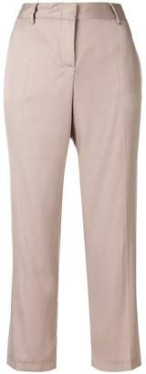 Tonello cropped suit trousers