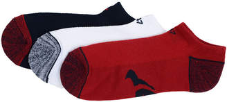 '47 Houston Texans 3pack Blade Motion No Show Socks