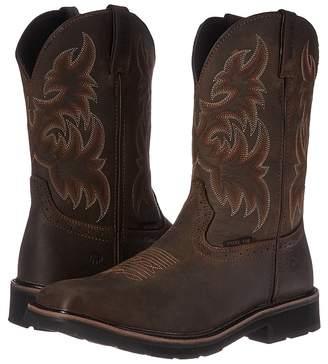 Wolverine Rancher Wellington Steel Toe Men's Work Boots