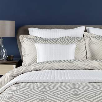Christy Linen 'Deco Diamond' Duvet Set