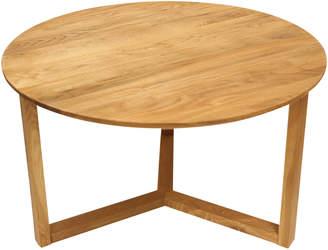 Webster Temple & Olwen Oak Coffee Table