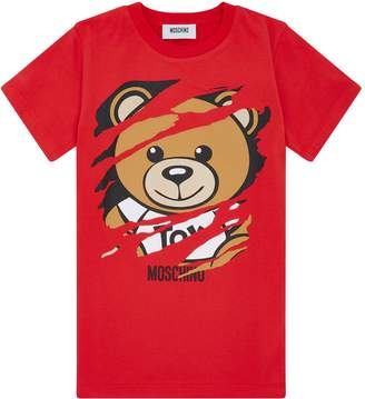 Moschino Scratch Toy T-shirt