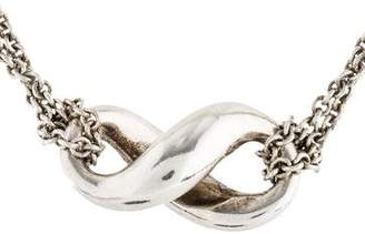 Tiffany & Co. Infinity Pendant Necklace