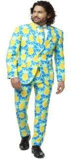 Opposuits OppoSuits Men's Shineapple Pineapple Suit