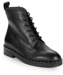Seychelles Accountability Leather Combat Boots