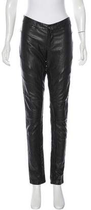 Blank NYC Quilted Faux Leather Pants