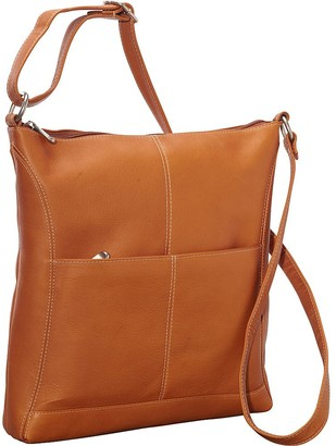 Le Donne Leather Easy-Slip Crossbody Shoulder Bag