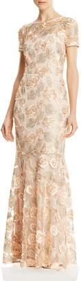Decode 1.8 Floral Embellished Gown