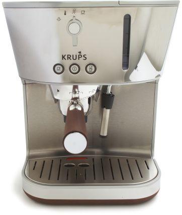 Krups Silver Art Espresso Machine