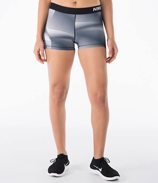 Nike Women's Pro Cool 3 Inch Printed Training Shorts