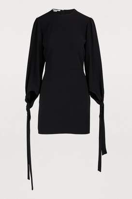 Stella McCartney Stella Mc Cartney Wide-sleeved mini dress
