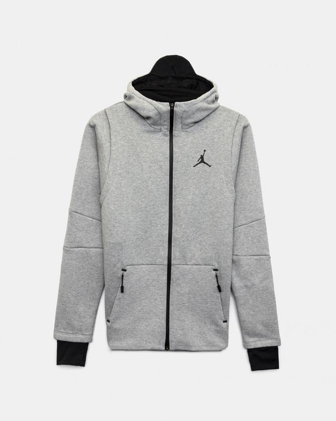 Jordan Brand - Shield Hoodie (Dark Grey | Heather | Black)