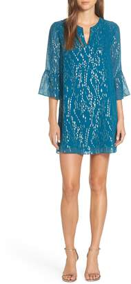 Lilly Pulitzer R) Elenora Silk Dress