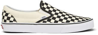 Vans Classic Slip-On Canvas Trainers