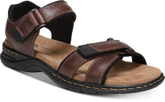 Dr. Scholl's Men's Gus Leather Sandals Men's Shoes