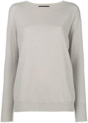 Fabiana Filippi cashmere crew neck sweater