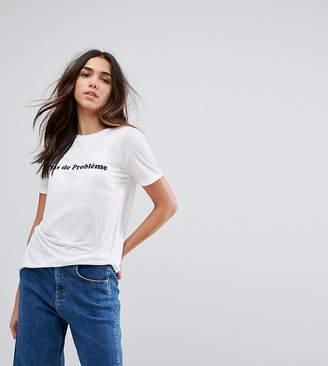 Whistles Exclusive Pas De Probleme T-Shirt