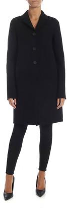 Harris Wharf London Virgin Wool Cloth Coat
