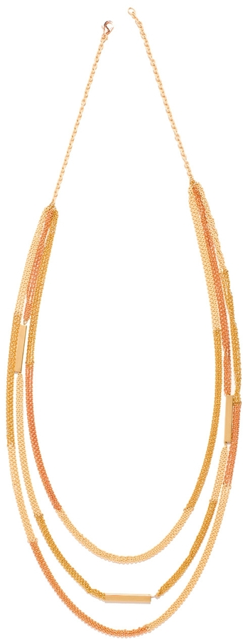 The Limited Draped Chain Necklace