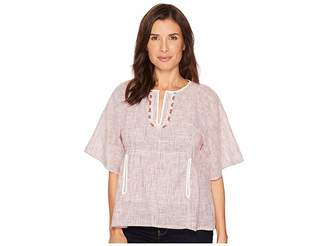 Bobeau B Collection by Willie Peasant Blouse