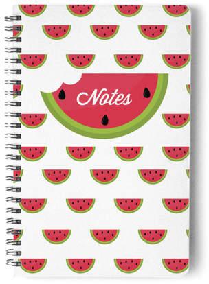 Summer Melon!! Self-Launch Notebook
