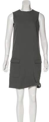 Calvin Klein Collection Sleeveless Wool Dress