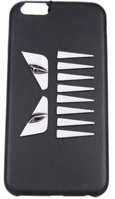 Fendi 2016 Monster Face iPhone 6 Case w/ Tags