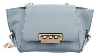 Zac Posen Leather Eartha Crossbody Bag