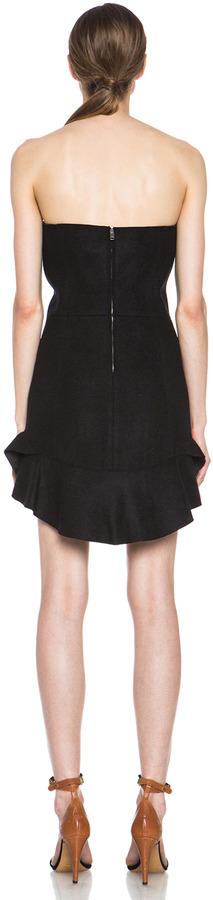 Isabel Marant Ferial Dress in Black