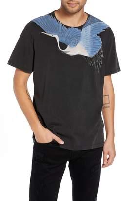 AllSaints Shinano Slim Fit T-Shirt