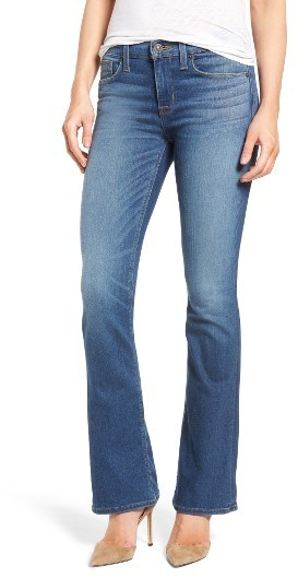 Petite Women's Hudson Jeans Love Bootcut Jeans