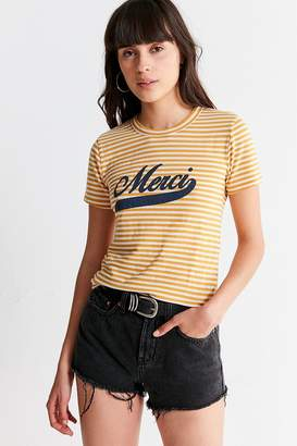 Truly Madly Deeply Striped French Tee