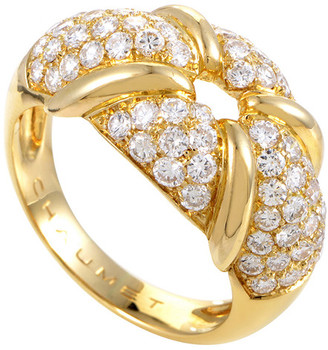 Chaumet Heritage  18K 1.90 Ct. Tw. Diamond Ring