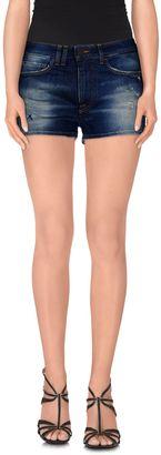 CYCLE Denim shorts $110 thestylecure.com