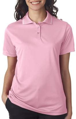 ULTRACLUB Cool & Dry Sport Polo with Tipped Collar