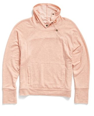 Girl's Zella Girl Elements Pullover $49 thestylecure.com