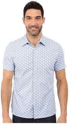 Perry Ellis Exclusive Multicolor Print Shirt $39.99 thestylecure.com