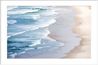 Casa Uno Serene Beach Framed Print, 120x80cm