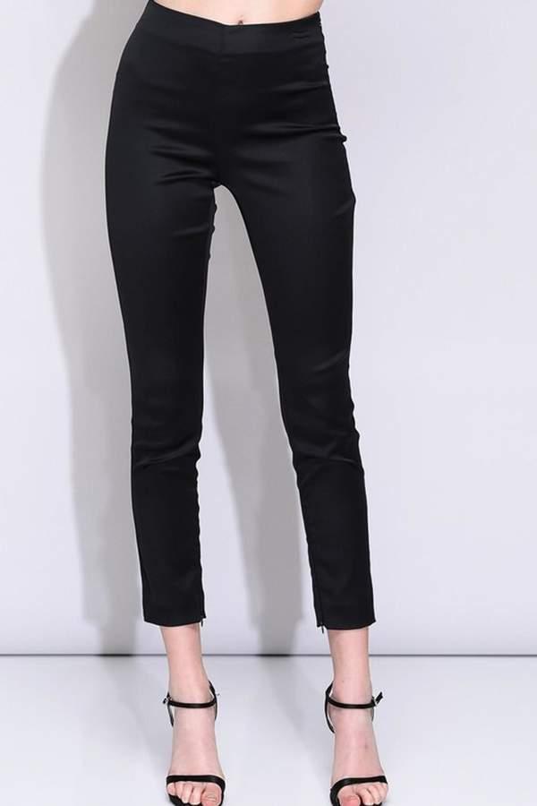 Slim Silky Pants